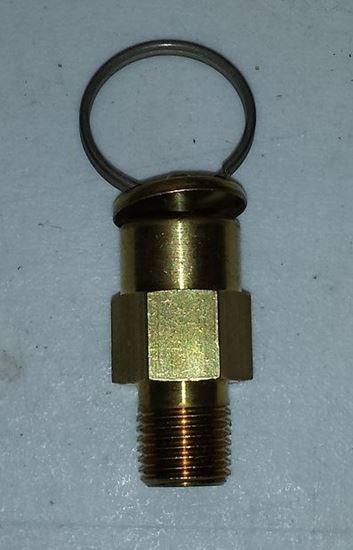 5 psi pressure relief valve