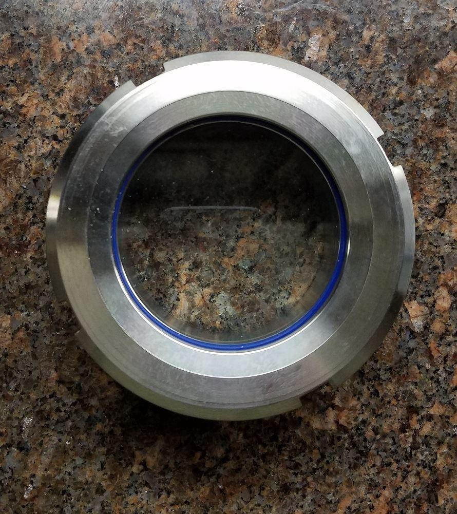 1.5mm Width LUOQIUFA O-Rings Nitrile Rubber Pack of 100 Round Seal Gasket 5mm OD 2mm Inner Diameter