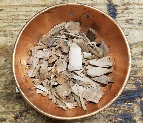 Stampede Stills Apple Wood Chips for Aging and Smoking (2oz)