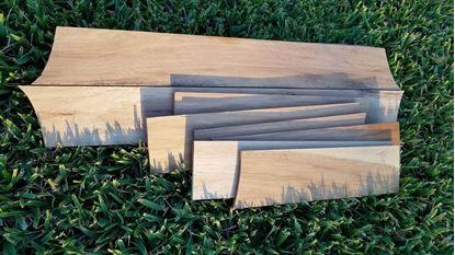 Stampede Stills Pecan (Carya illinoinensis) wood for Aging and Smoking (2oz)