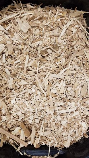 Stampede Stills Hickory wood CHIPS for Aging and Smoking (4oz)