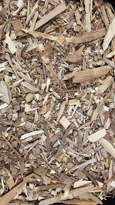 Stampede Stills Black Walnut (Juglans nigra) wood CHIPS for Aging and Smoking (4oz)